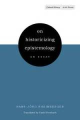 Rheinberger's history of historical epistemology