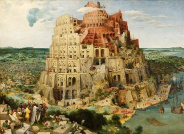 Pieter Bruegel the Elder, Tower of Babel (1563)